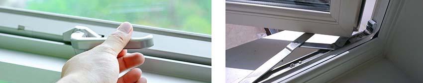 Revizii termopane PVC